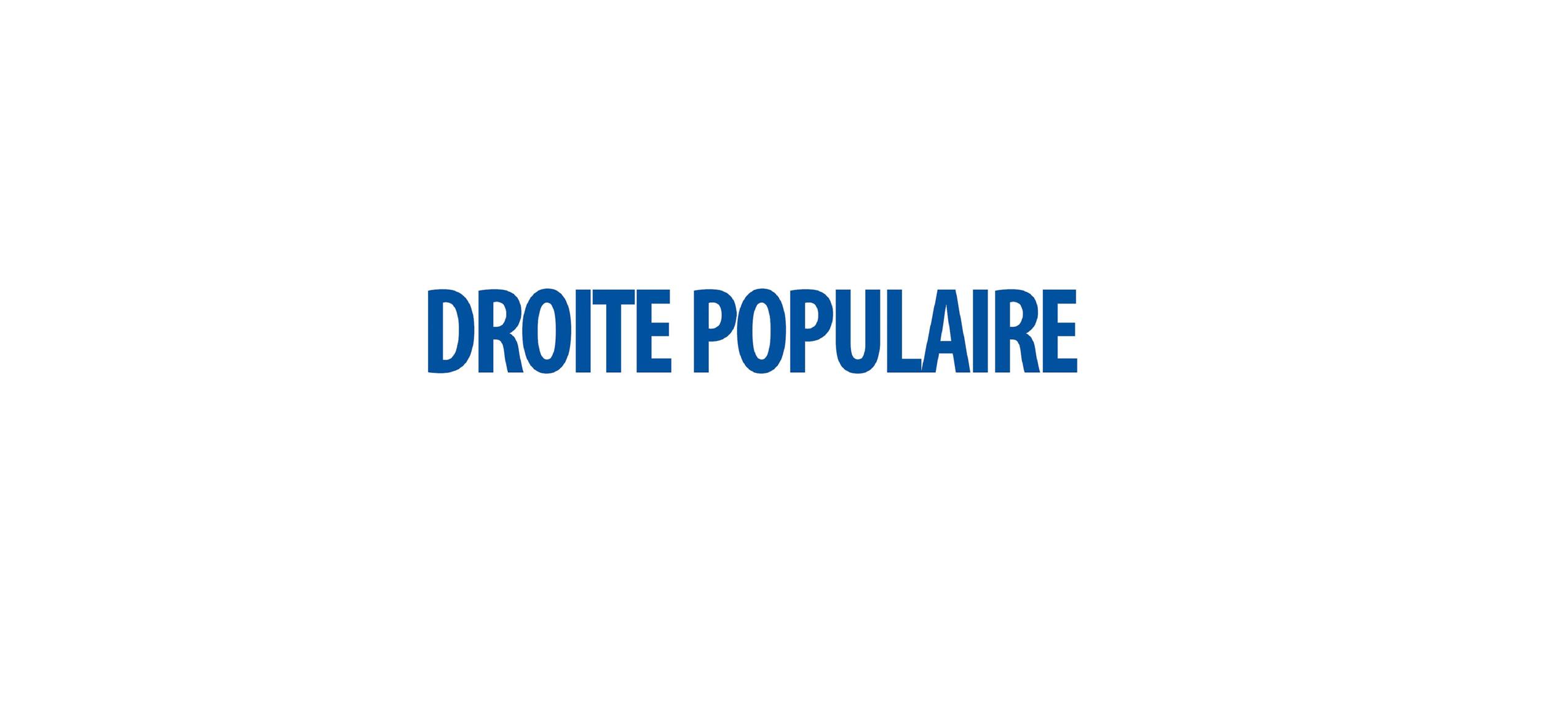 COMMUNIQUE Les conseillers communaux de la DROITE POPULAIRE déposent questions et motions suite à la condamnation de l'Etat belge
